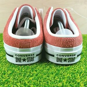 Converse Shoes - NEW Converse One Star Mule Rush Coral 162069C